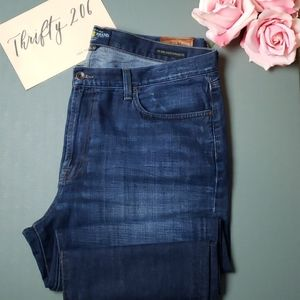 [Lucky Brand] 40x32 181 Straight Jeans